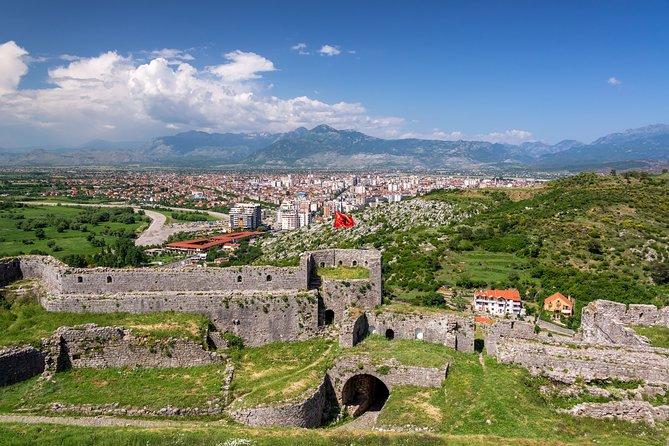 Tour di 2 giorni da Tirana a Theth e Scutari