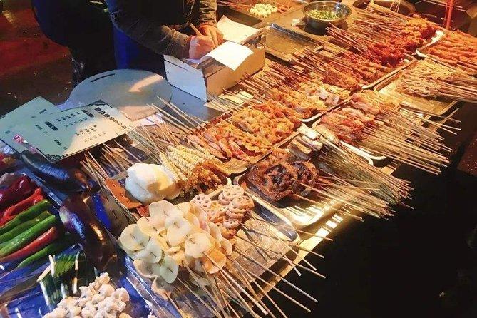Chengdu Food Night Tour by Tuk Tuk