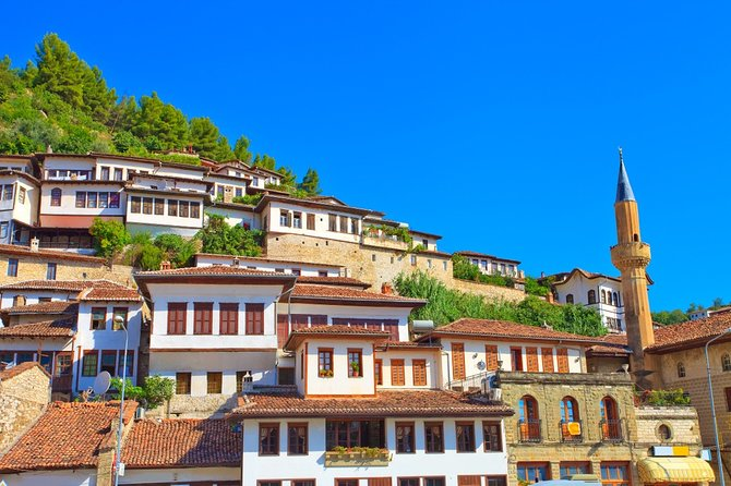 Guided tour of Berat in one day from Durres