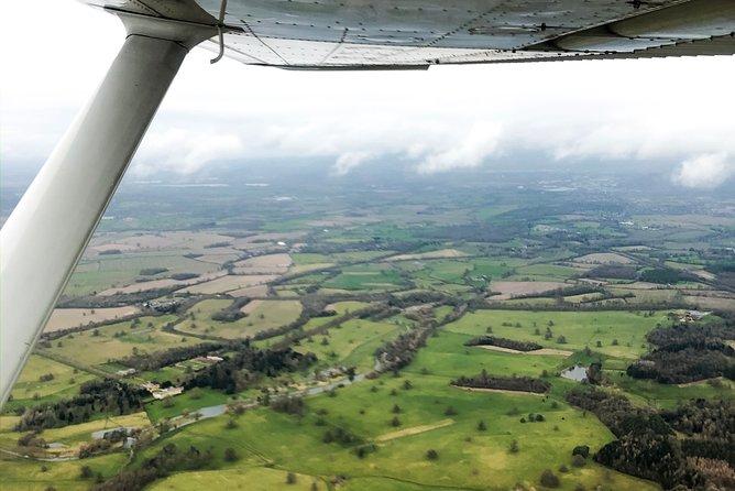 1-Hour Sightseeing Flight around London