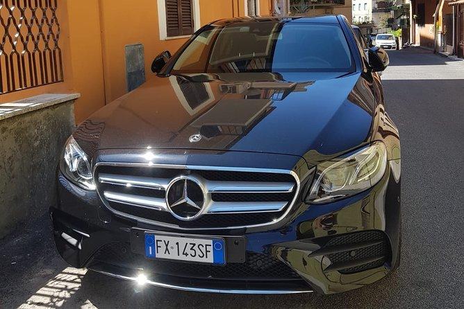 Private transfer Rome Termini / Tiburtina to central Rome and vice versa CAR