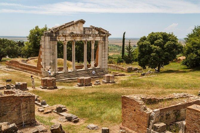 Apollonia e Ardenica from Tirane Small Group
