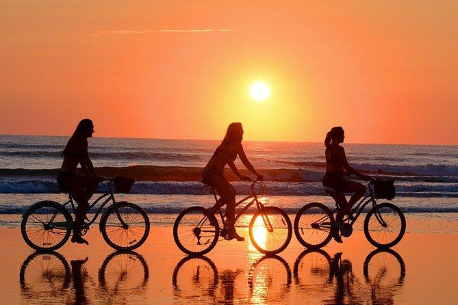 Sunset E-Bike / City Bike Tour + Tapas 4 Hours : Maspalomas Dunes & Meloneras