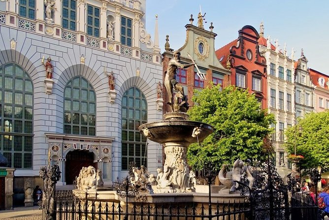 12-day tour around Poland by private car