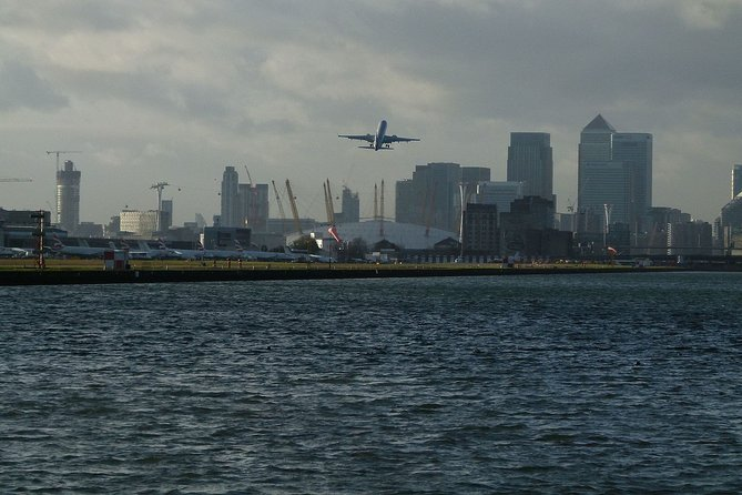 London City Airport Private Transfers to/from London (Postcode WC1 to WC2)