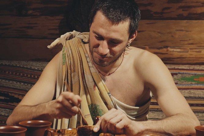 Private Sauna Party in Kiev | Steam Bath Experience |