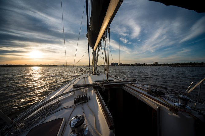 Private 2-3 Hour Charleston Sailing Charter (Sunsets & Day Sails)