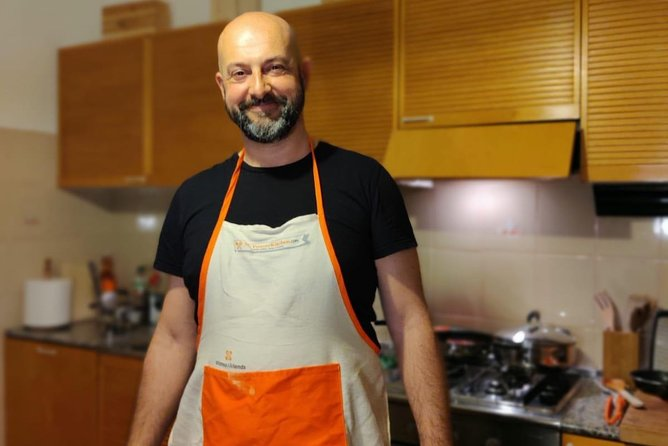 Cooking with Massimo LIVE STREAMING from his Tuscan home