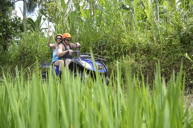 Bali : Half Day Quad Bike Tour with Lunch