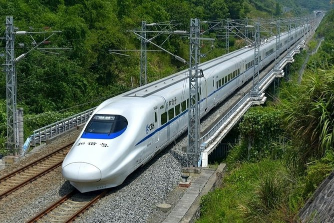 Shanghai Private Arrival Transfer:Railway Station to Shanghai City Hotel