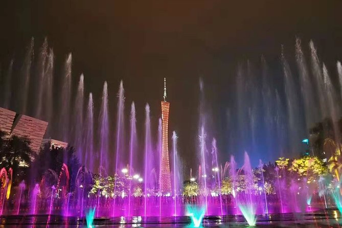 2-Day Private Tour with the Guangzhou City Highlight and Canon Tower