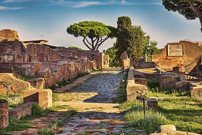 Private Half Day Excursion from Rome to Ostia Antica