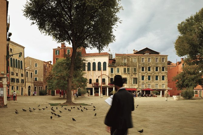 Jewish Ghetto in Venice, From Past to Present   LivTalks On Demand with Matteo