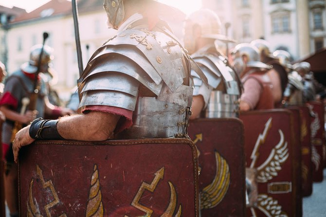 Gladiators, Beasts & the Gladiatorial Games | LivTalks On Demand with Marco