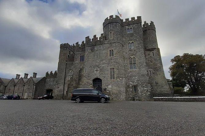 Kilkea Castle Hotel & Golf Resort To Shannon Airport Private Chauffeur Transfer