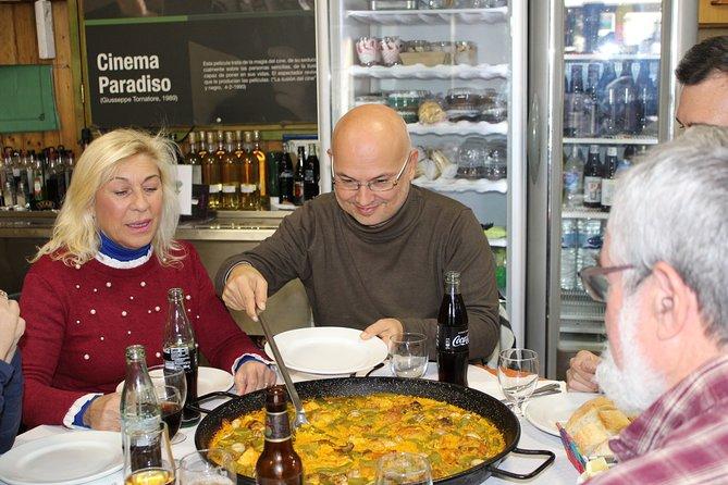 Tour + Paella in the Albufera + Valencia Old Town