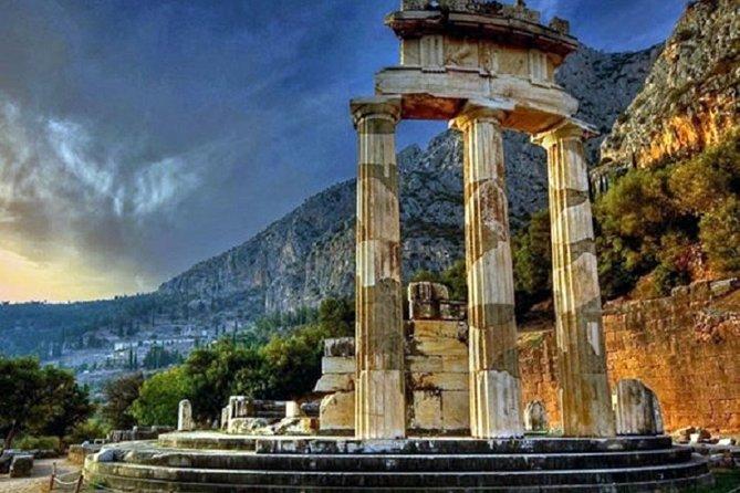 Delphi, Meteora Monasteries & Thermopylae Two (2) Days Private Tour
