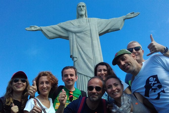 One of a kind: Corcovado, Christ the Redeemer Tour