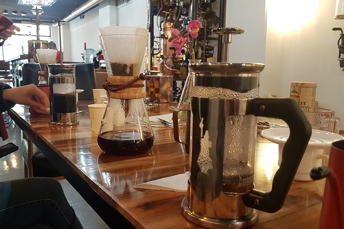 City Tour with coffee experience