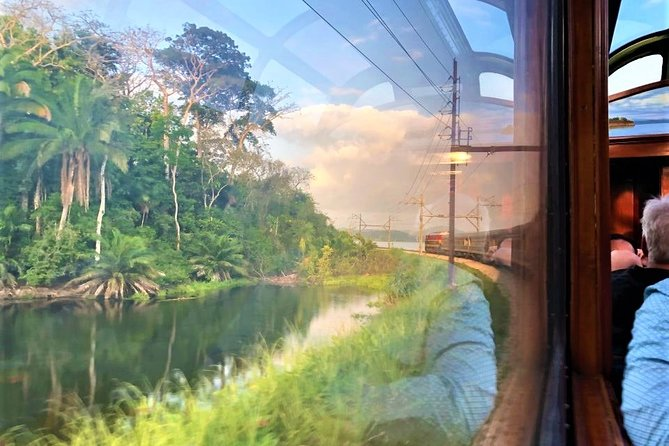 The Panama Canal: Tracks & Tales Tour