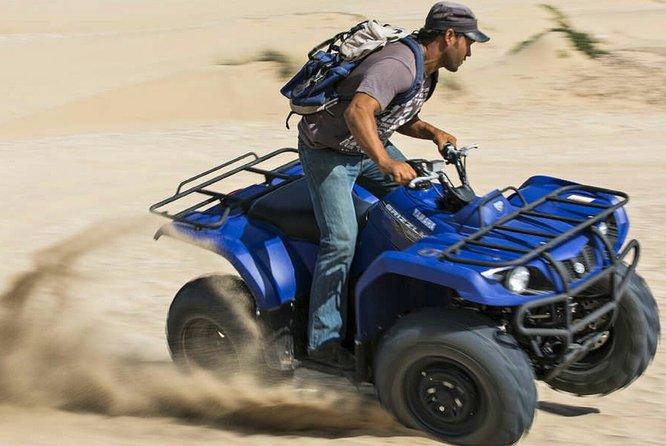 Agadir ATV Quad / wild beach dunnes and forest in the Heart of Agadir ®