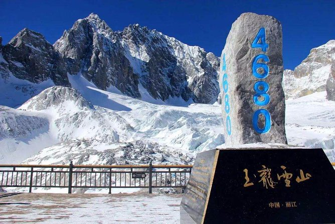 Private Round-Trip Transfer Service to Jade Dragon Snow Mountain from Lijiang