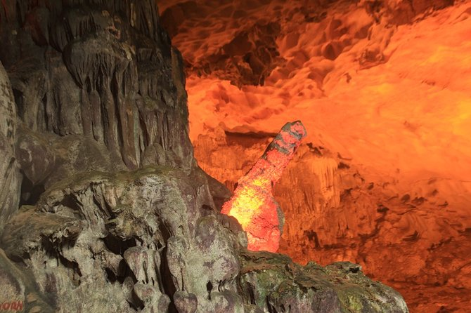 Halong Luxury Cruise 2D/1N: Kayaking, swimming, Titop island, Surprise cave photo 16