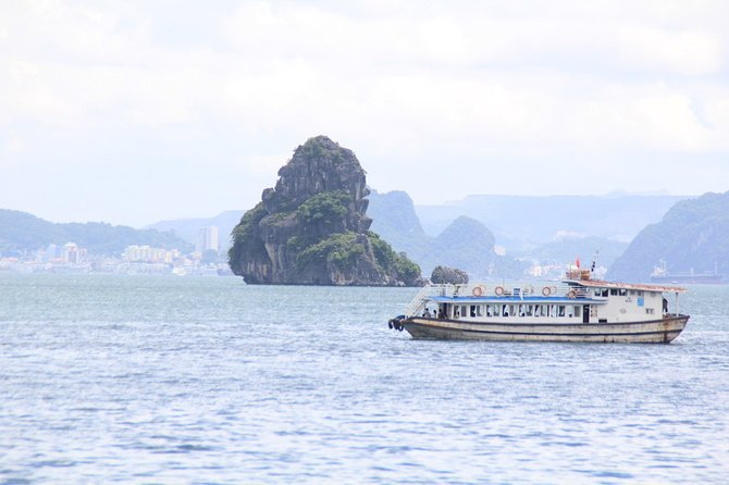 Halong Luxury Cruise 2D/1N: Kayaking, swimming, Titop island, Surprise cave photo 13