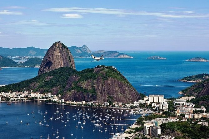 Sugarloaf Mountain & Beaches Half-Day Tour
