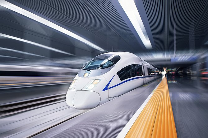 Nanjing to Hangzhou Bullet Train Ticket with Train Station Transfer