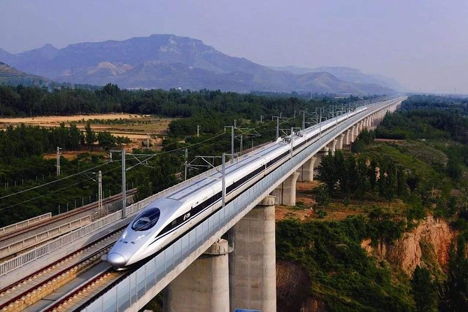 Nanjing to Suzhou Bullet Train Ticket with Train Station Transfer