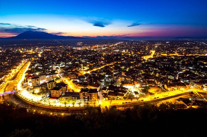 Full day guided tour in Prizren