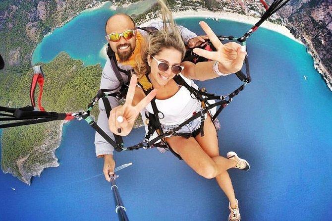 Atmos Paragliding-Oludeniz, Fethiye, Turkey