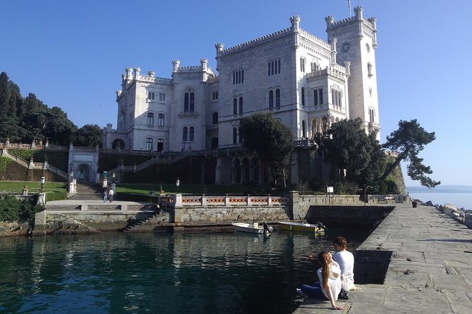 Best of Trieste. Guided walk of Trieste and visit to Miramare Castle