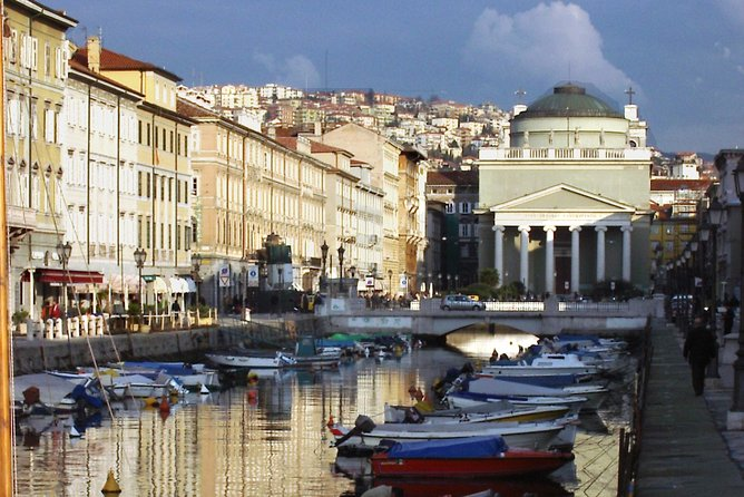 Trieste and Miramare Castle - Express