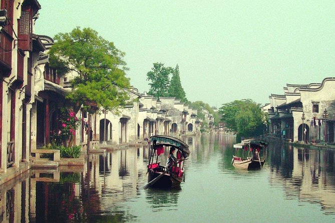 Private Round Trip Transfer to Nanxun Water Town from Hangzhou