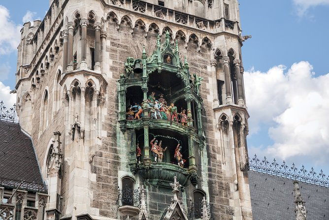 With a local: Small-Group Munich Old Town Tour with optional Breakfast