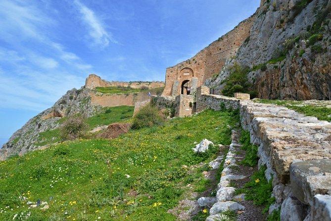 Ancient Corinth Half Day Tour