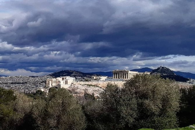 Live Virtual Tour: Athens the past through the present