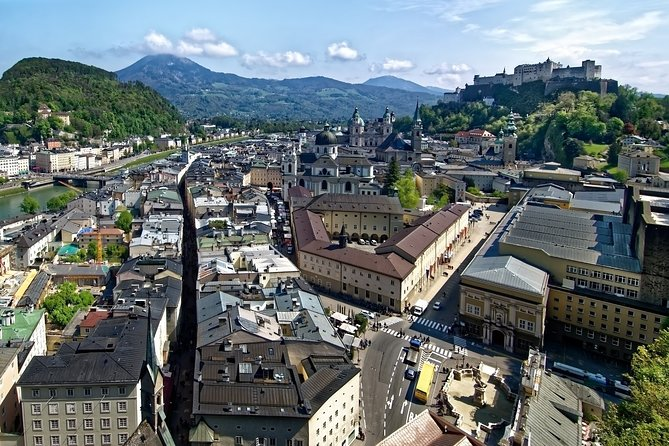 Private 2-Hour walking tour of Salzburg with a local guide