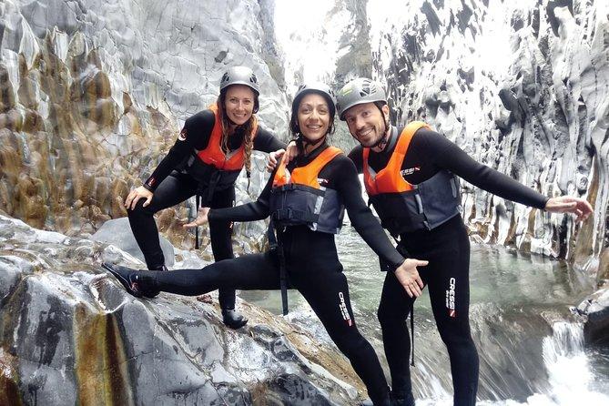 bodyrafting Alcantara gorges