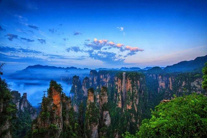 Private Hiking DayTour in Zhangjiajie National Park,Avatar Mountain+Bailong Lift