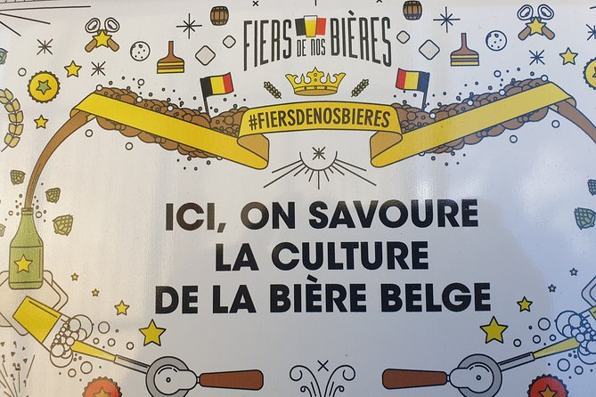 Belgian Beer tour in Flanders