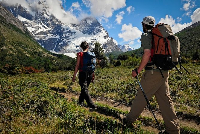 Trekking in Torres del Paine! Full day hiking through French Valley
