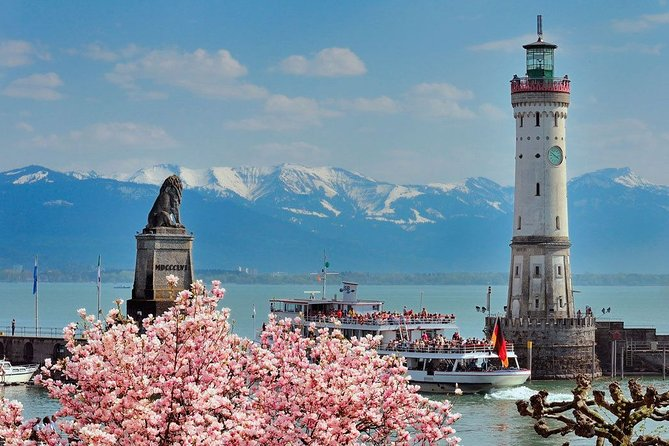 Vacation at Lake Constance 1 week almost all inclusive with excursions and tour guide