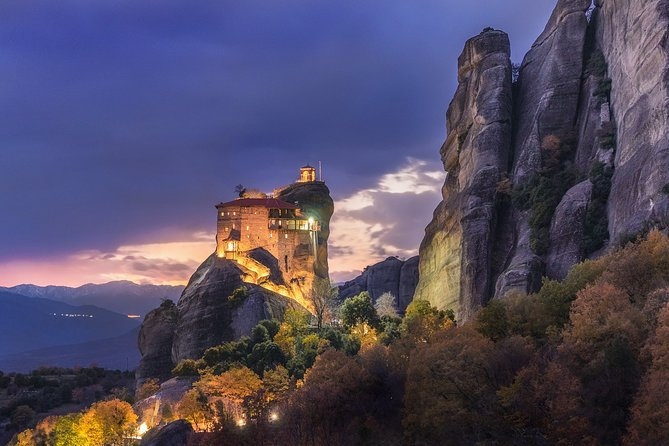 2-Day Private Tour to Delphi and Meteora