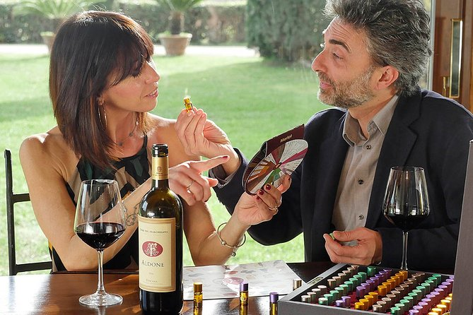 """Bolgheri: """"SENSORIAL"""" Wine Tasting in Winery"""