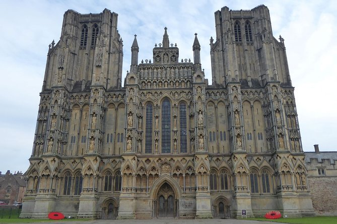 During your tour of Wells you will visit the magnificent Wells Cathedral