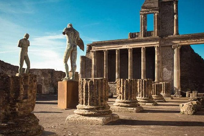 Pompeii half day trip from Naples - Low Cost
