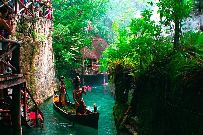 Xcaret Tour - Transportation Included
